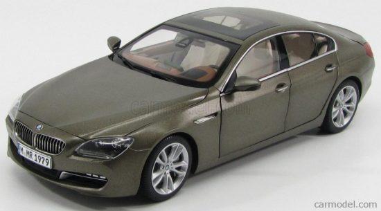 Paragon BMW 650i COUPE 4-DOOR 2012 - FROZEN BRONZE