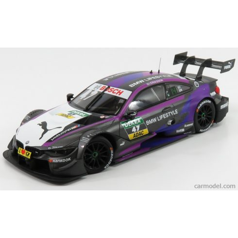 MINICHAMPS BMW 4-SERIES M4 TEAM RBM N 47 DTM SEASON 2018 J.ERIKSSON