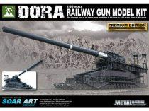 Dora Railway Gun 1:35 Limited Edition