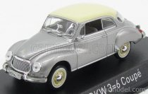 Norev Auto Union 3-6 Coupe 1955 - Grey & White