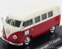Norev Volkswagen T1 MINIBUS AUTOVERHUUR ROTTERDAM 1958