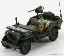 HONGWELL JEEP WILLYS 1/4 MB USA ARMY OPEN 1942