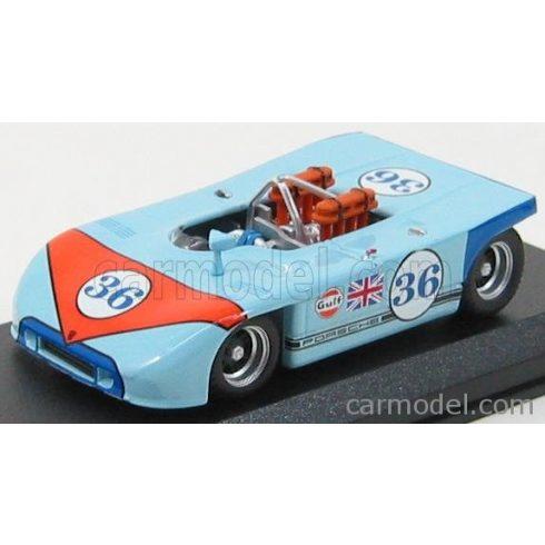 BEST MODEL PORSCHE 908/3 N 36 TARGA FLORIO 1970 ATTWOOD - WALDEGAARD
