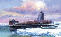 Zvezda K-3 Soviet.Atom U-Boot makett