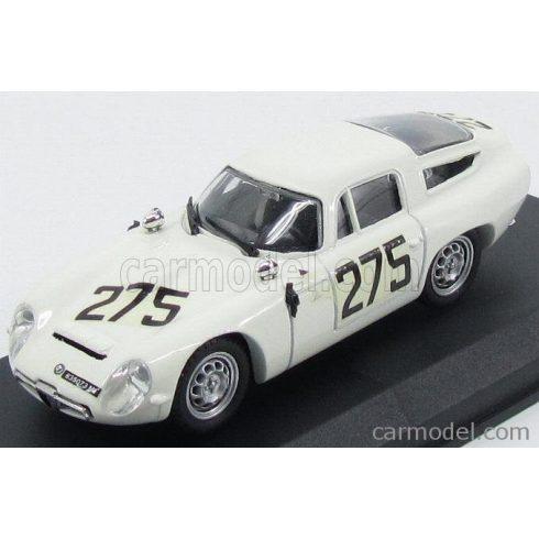 BEST MODEL ALFA ROMEO TZ 1 N275 G.P. MONZA 1963