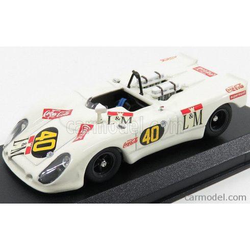 BEST MODEL PORSCHE 908/2 FLUNDER SPIDER N 40 TEMPORADA 1970 DECADENET - PAIRETTI