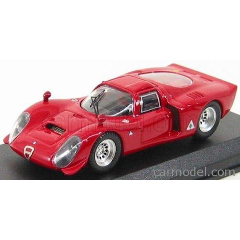 BEST MODEL ALFA ROMEO 33.2 PROVA 1968