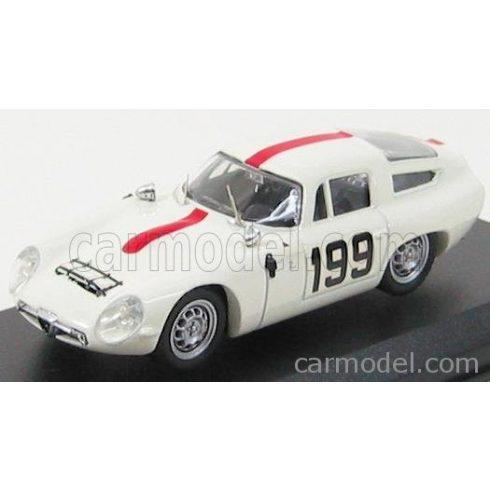 BEST MODEL ALFA ROMEO TZ1 N 199 MONZA 1964 D.NABOKOV