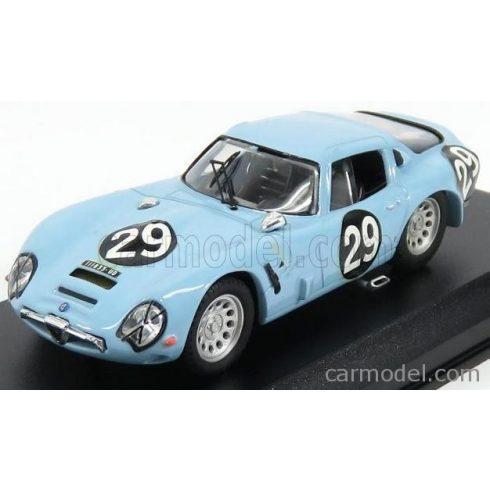 BEST MODEL ALFA ROMEO TZ2 MONZA N 29 COUPE 1967 VOLONTERO - SANGRI