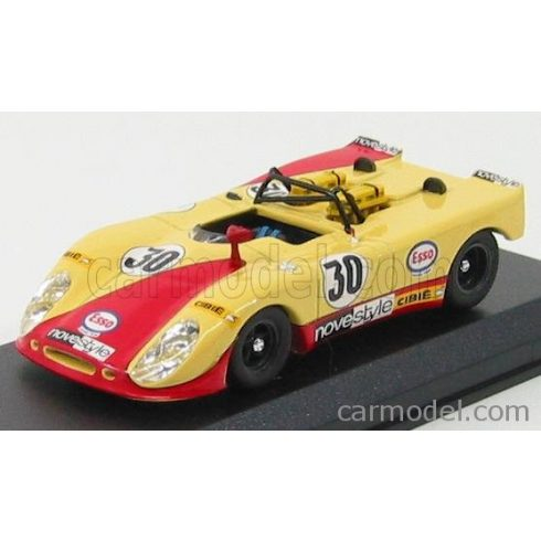 BEST MODEL PORSCHE FLUNDER LE MANS 1971 N 30 COSSON LEUZE