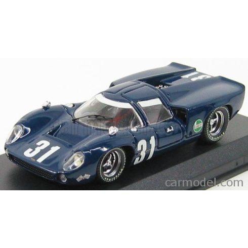 BEST MODEL LOLA T70 COUPE N 31 1000km SPA 1968 EPSTEIN - LIDDEL