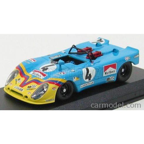 BEST MODEL PORSCHE FLUNDER LE MANS 1973 N 4 ORTEGA MERELLO