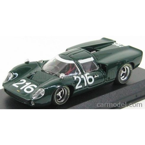 BEST MODEL LOLA T70 COUPE N 216 TARGA FLORIO 1967 EPSTEIN - DIBLEY