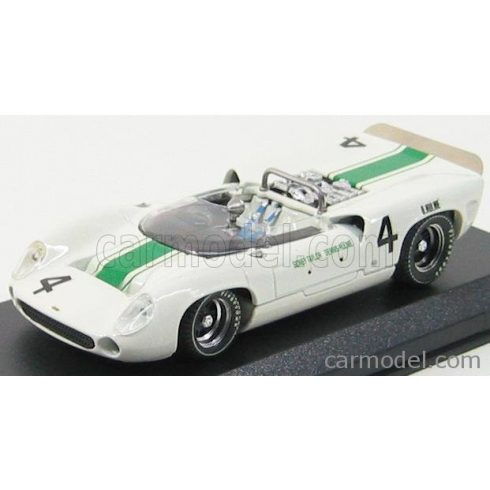 BEST MODEL LOLA T70 SPIDER N 4 OULTON PARK 1965 D.HULME