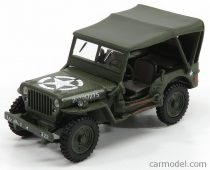 HONGWELL JEEP WILLYS SOFT-TOP CLOSED 1945