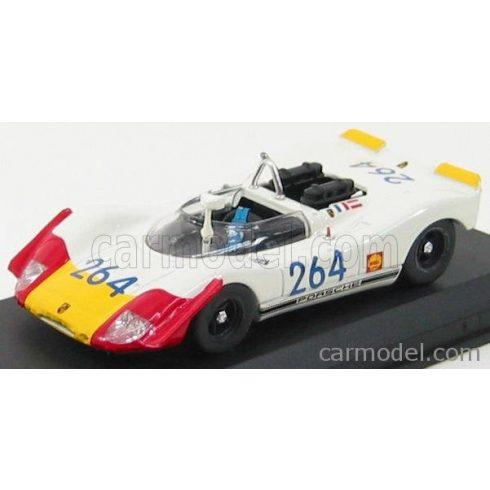 BEST MODEL PORSCHE 908/2 N 264 TARGA FLORIO 1969 LARROUSSE - LINZ