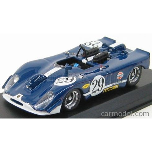 BEST MODEL PORSCHE 908/2 FLUNDER N 29 LE MANS 1970 LINGE - WILLIAMS
