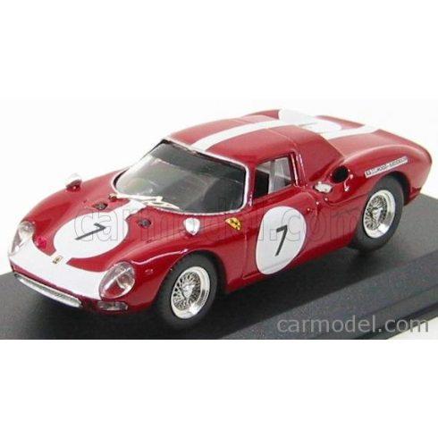 BEST MODEL FERRARI 250LM N 7 KYALAMI 1966 HAILWOOD - ANDERSON