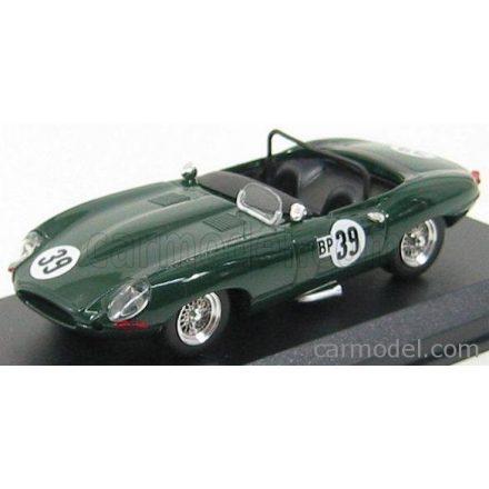 BEST MODEL JAGUAR E-TYPE SPIDER N 39 VIRGINIA INTERNATIONAL RACEWAY 1965 D.R. SMOLEN