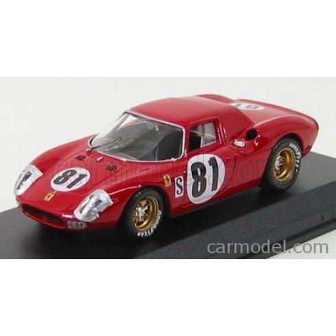 BEST MODEL FERRARI 250LM N 81 DAYTONA 1968 PIPER - GREGORY