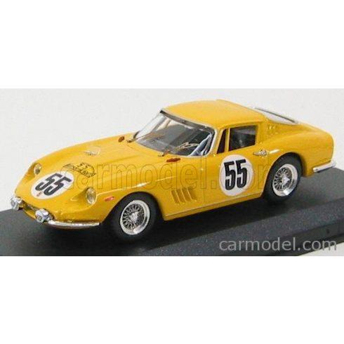 BEST MODEL FERRARI 275 GTB N 55 NURBURGRING 1966 BIANCHI - DE KEIM