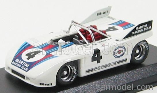 BEST MODEL PORSCHE 908/3 N 4 NURBURGRING 1971 MARKO - V. LENNEP