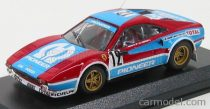 BEST MODEL FERRARI 308 GTB GR4 N 12 RALLY TOUR DE COURSE 1982 ANDRUET - BICHE