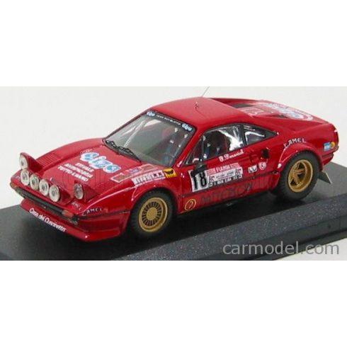 BEST MODEL FERRARI 308 GTB GR4 RALLY D'ELBA 1978 LIVIERO - PENARIOL
