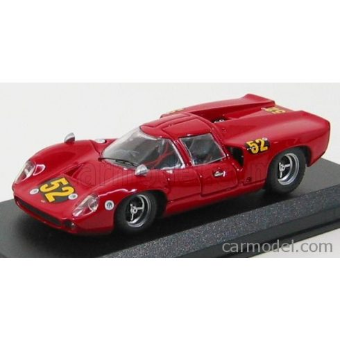 BEST MODEL LOLA T70 COUPE N 52 BUENOS AIRES 1970 PROPHET - PASQUALINI