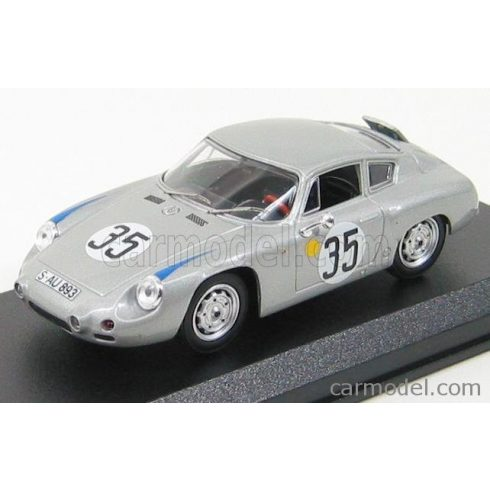 BEST MODEL PORSCHE 1600GS ABARTH N 35 LE MANS 1962 BUCHET - SCHILLER