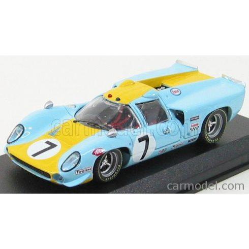 BEST MODEL LOLA T70 COUPE N 7 LE MANS 1968 NORINDER - AXELSSON