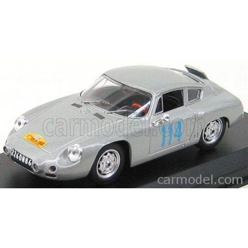 BEST MODEL PORSCHE 1600GS ABARTH N 114 TOUR DE CORSE 1960 BOUCHET - MAIRESSE