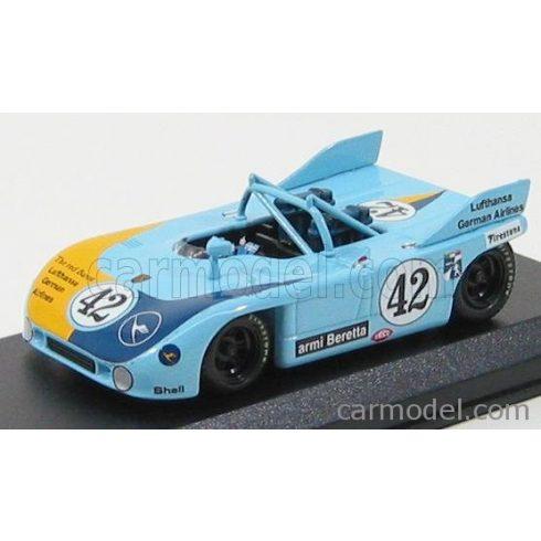 BEST MODEL PORSCHE 908/3 N 42 WATKINS GLEN 1972 JOEST - CASONI