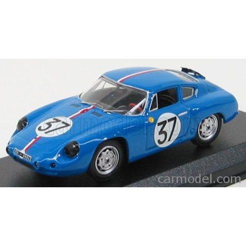 BEST MODEL PORSCHE 1600GS ABARTH N 37 24h LE MANS 1961 BUCHET - MONNERET