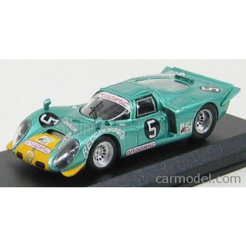 BEST MODEL ALFA ROMEO 33.2 N 5 LUANDA 1972 A.PEIXINHO