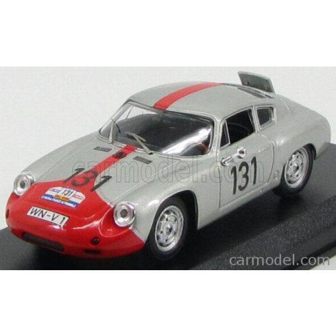BEST MODEL PORSCHE ABARTH N 131 TOUR DE FRANCE 1961 WALTER - STRAHLE
