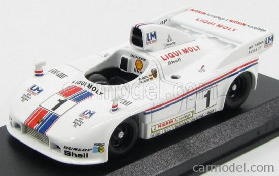 BEST MODEL PORSCHE 908/04 SPIDER N 1 WINNER BRANDS HATCH 1979 JOST - MERL