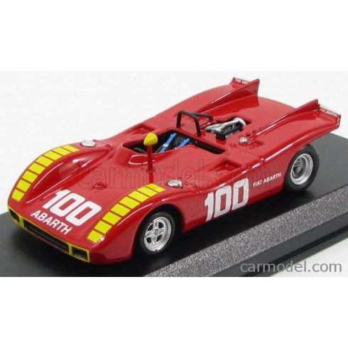 BEST MODEL FIAT ABARTH 2000SP SPIDER N 100 GP DE ENNA 1970 A.MERZARIO