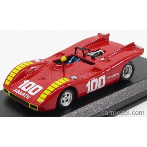 BEST MODEL FIAT ABARTH 2000SP SPIDER N 100 GP DE ENNA 1970 A.MERZARIO
