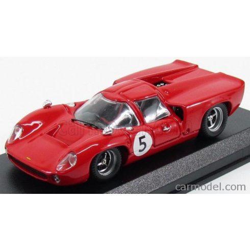 BEST MODEL LOLA T70 COUPE N 5 WINNER SWEDEN GP 1967 Y.ROSQVIST
