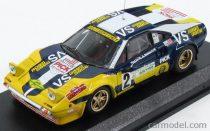 BEST MODEL FERRARI 308 GTB Gr4 N 2 RALLY VALLI PIACENTINE 1980 NICO - BARBAN
