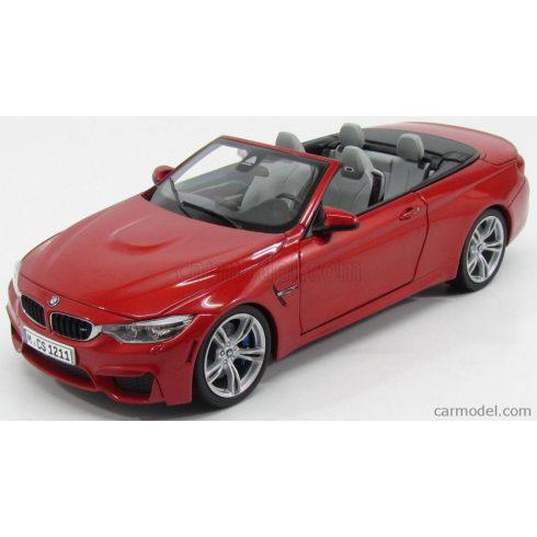 PARAGON MODELS BMW 4-SERIES M4 CABRIOLET (F33) 2014