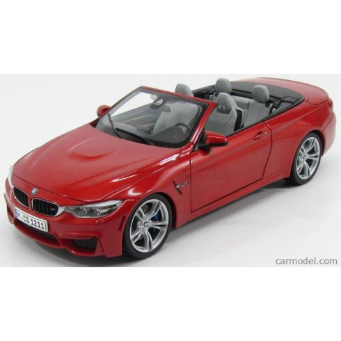 PARAGON MODELS BMW 4-SERIES M4 CABRIOLET (F33) 2014