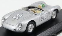 BEST MODEL PORSCHE 550RS N 22 WINNER 10h MESSINA 1958 HEINZ - STRAHLE