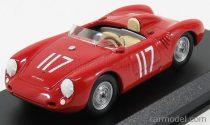 BEST MODEL PORSCHE 550 SPIDER N 117 SCCA NATIONAL THOMPSON 1959 J.TROTTER