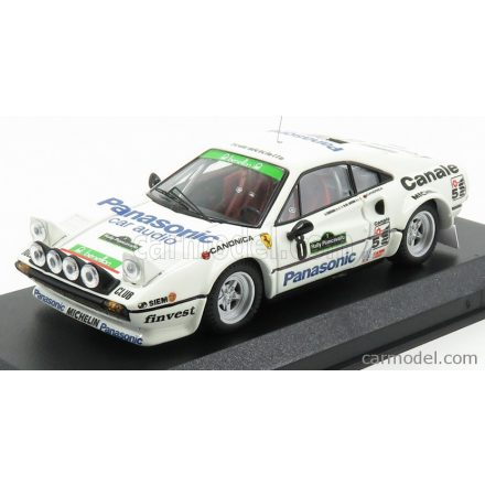 BEST MODEL FERRARI 308 GTB Gr.4 N 8 WINNER RALLY PIANCAVALLO 1982 DE ANTONI - TOGNANA