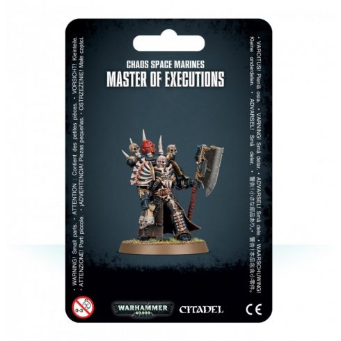 Games Workshop - Master of Executions