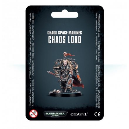 Games Workshop - Chaos Space Marines Chaos Lord