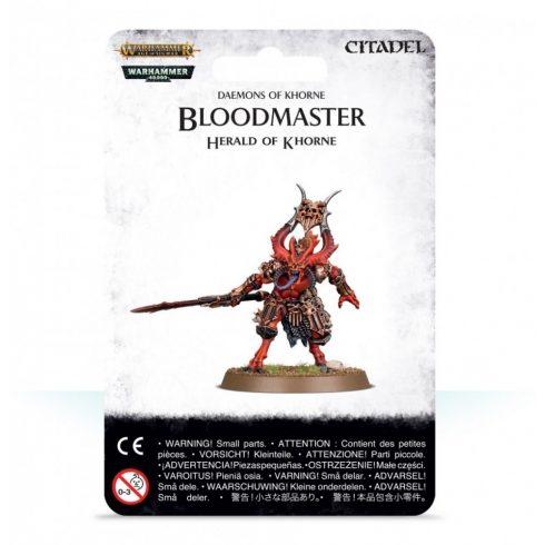 Games Workshop - Bloodmaster, Herald of Khorne