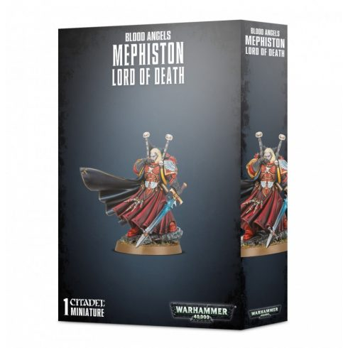 Games Workshop - Blood Angels Mephiston, Lord of Death